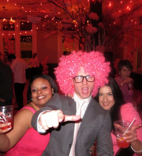 Pink Party Pic 567×625