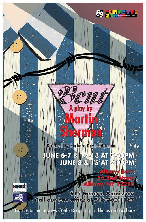 Confetti Stage Presents: Bent @ The Barn