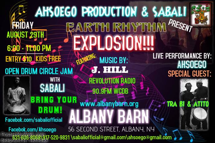 Earth Rhythm Explosion