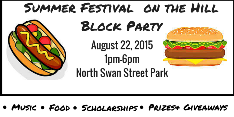 Join The Barn & The Sons Of Arbor Hill For The Summer Festival On The Hill Block Party