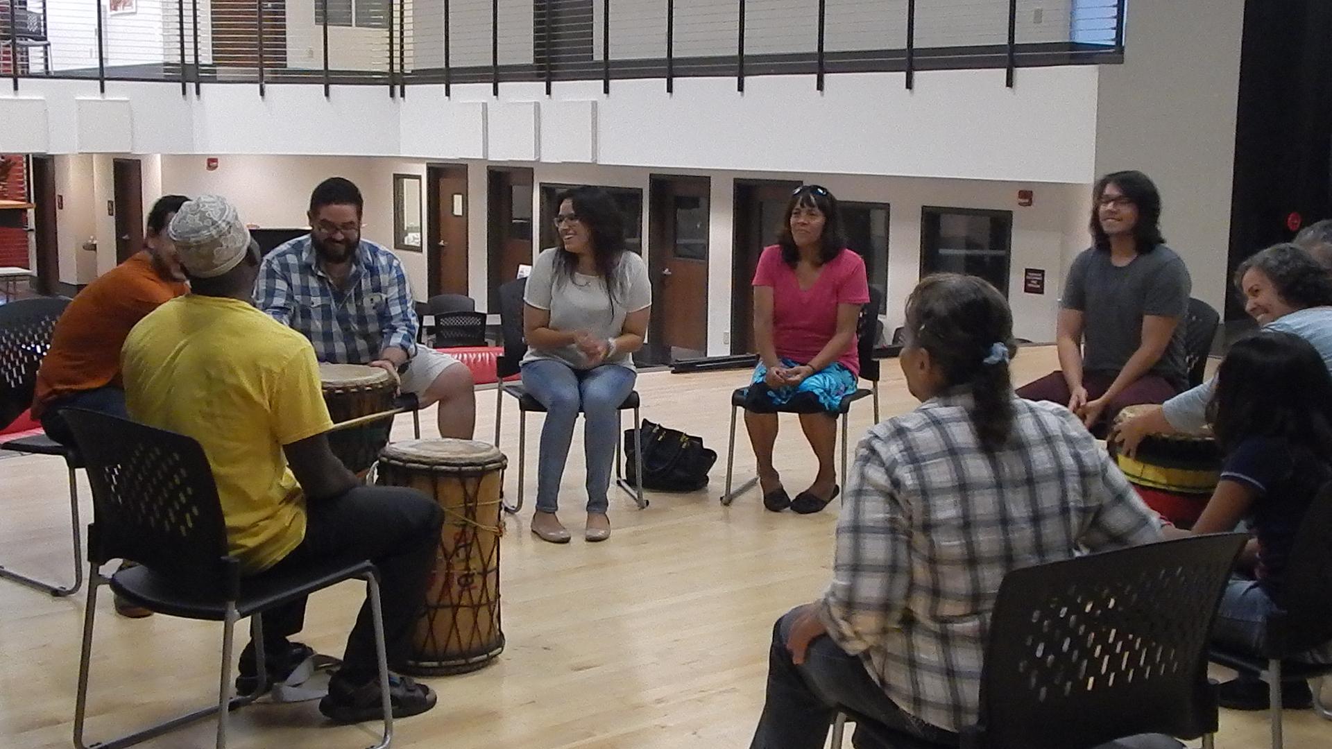 African Drum & Dance Class On Break Until December