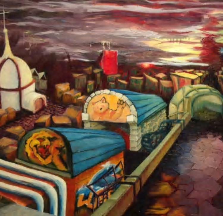 Featured Artist: Sam Davies