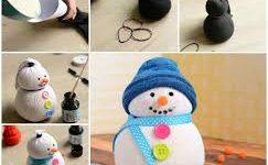 snowman-craft-kids-art-class
