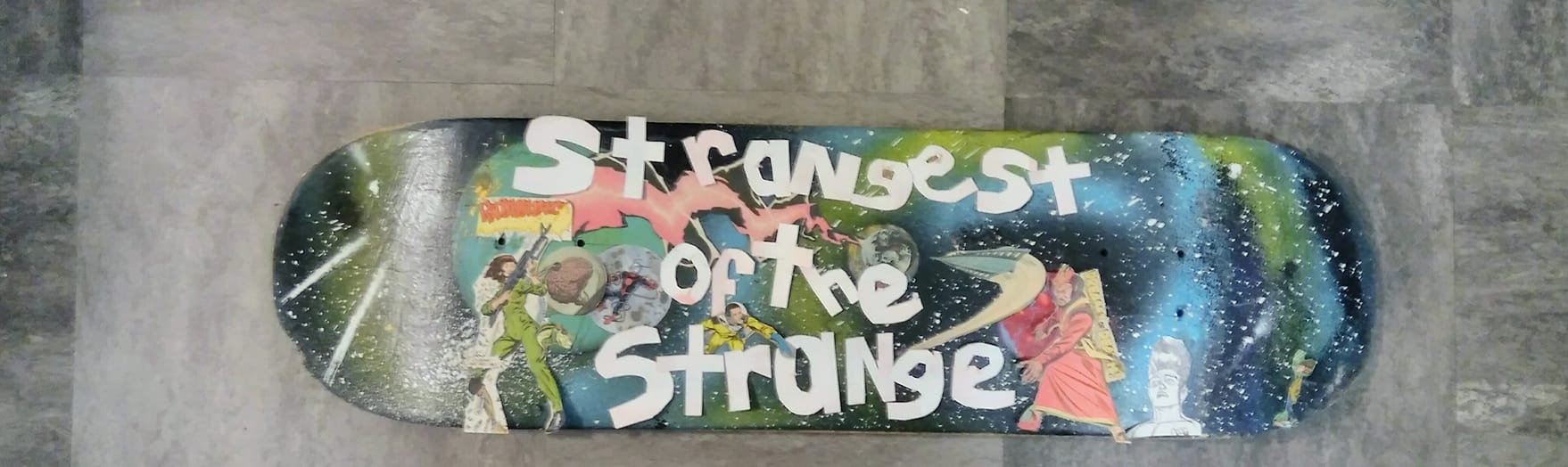 """Get Strange At The Barn With """"Strangest Of The Strange"""", February 2nd At 5pm!"""