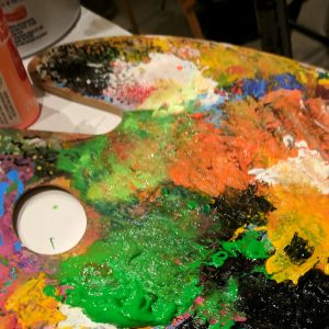Kid's Art Class: Cancelled