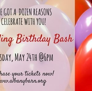 Tickets Now On Sale For Our Spring Fling Birthday Bash!