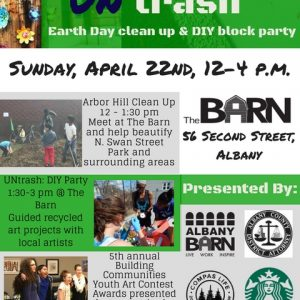 Save The Date For Our UnTrash Earth Day Celebration!