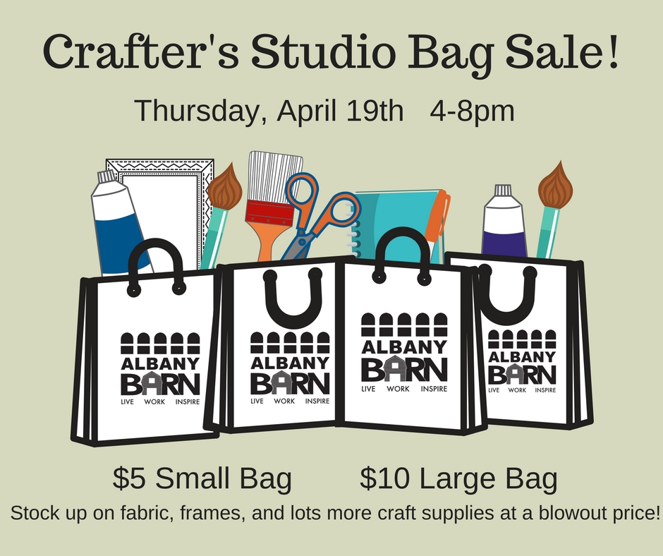 Crafters' Studio Bag Sale