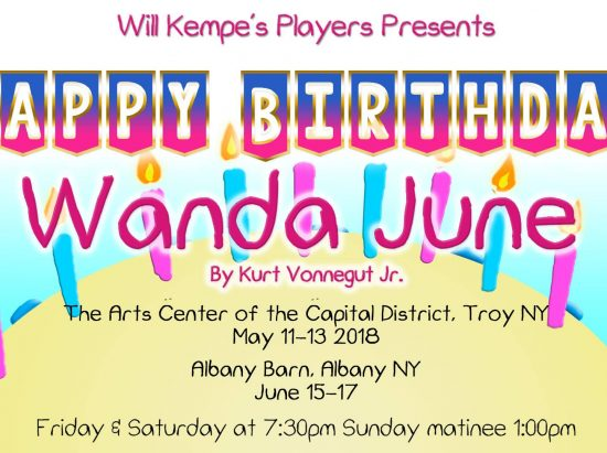 """Happy Birthday Wanda June"" presented by Will Kempe's Players"