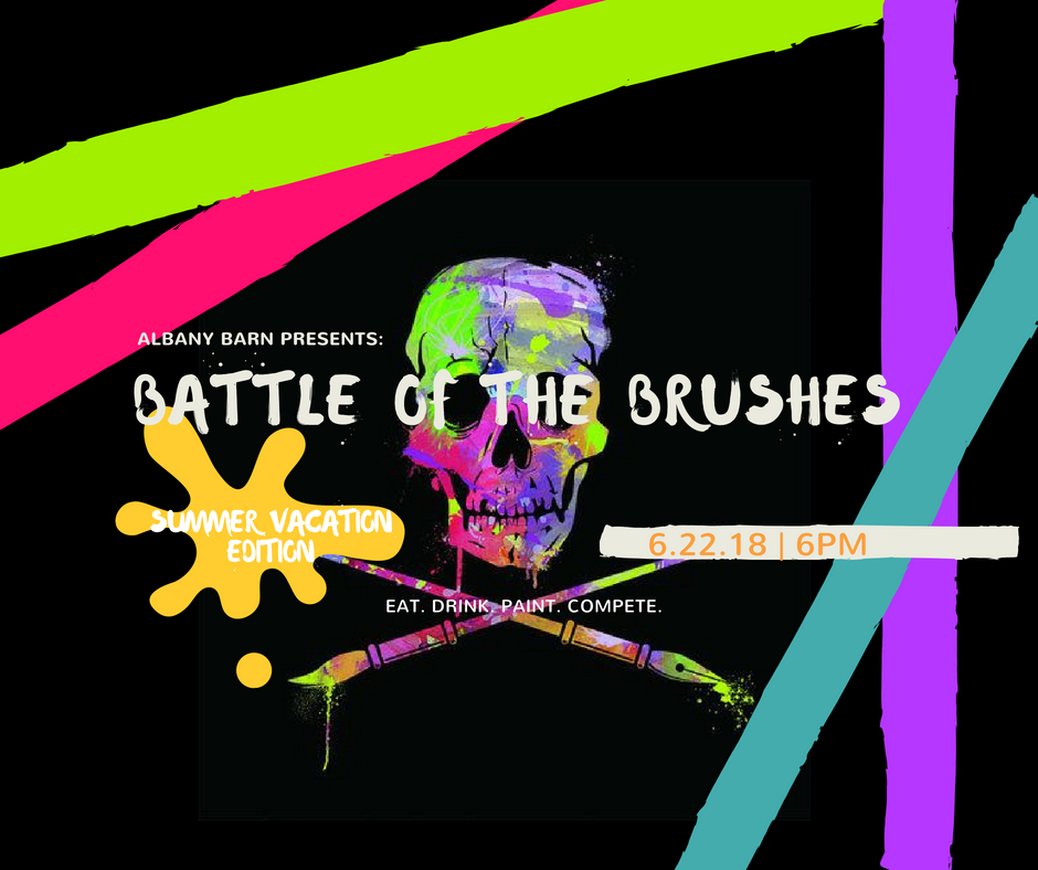Battle Of The Brushes Bullies And Allies