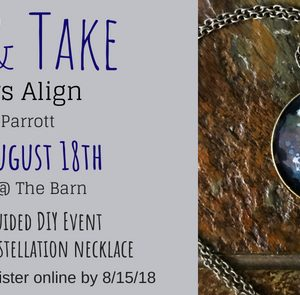 Make And Take: The Stars Align