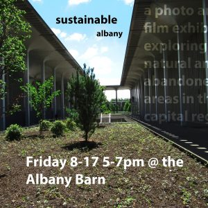 Sustainable Albany Exhibition