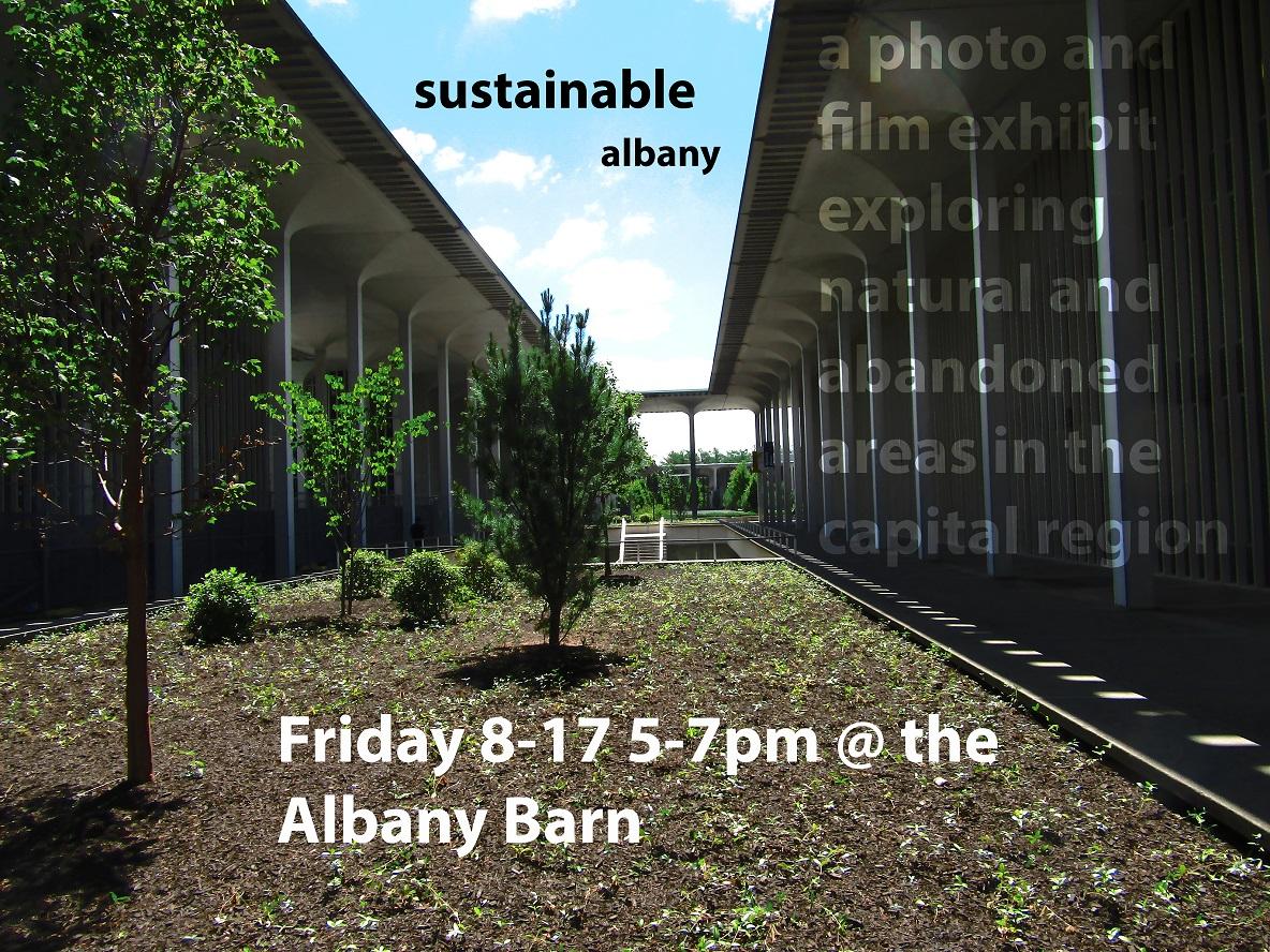 Sustainable Albany Exhibition