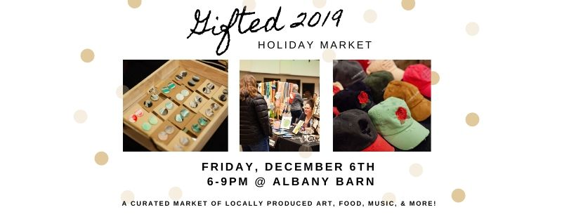 6th Annual Gifted Holiday Market