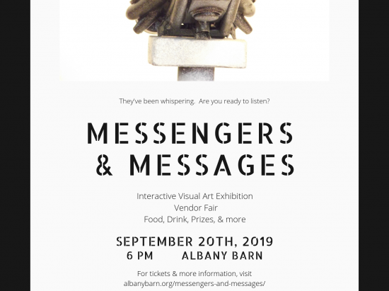 Messengers & Messages presented by Royal Brown