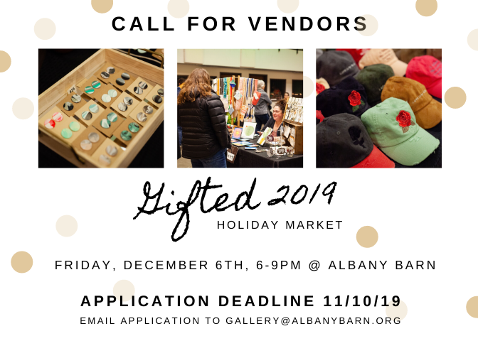 Gifted Is Back & Now Accepting Vendor Applications!