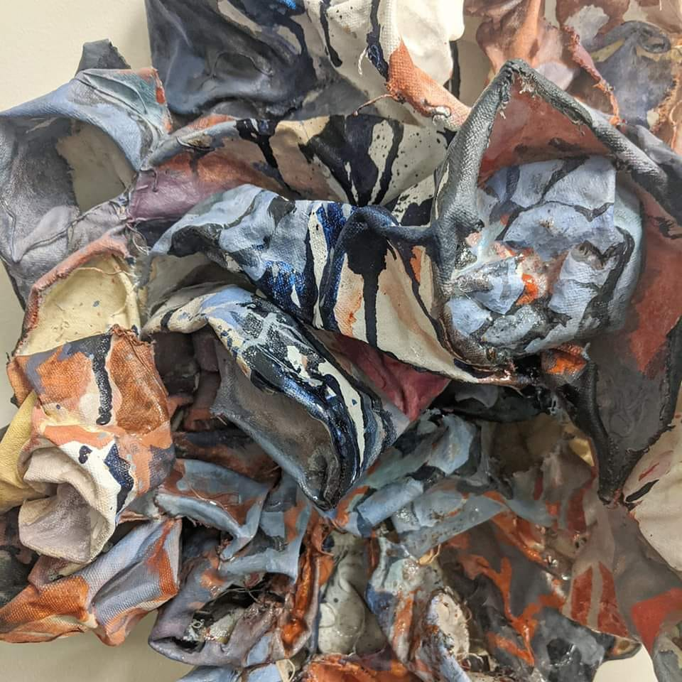 Tracing The Periphery: Solo Exhibition By Ashley Busby