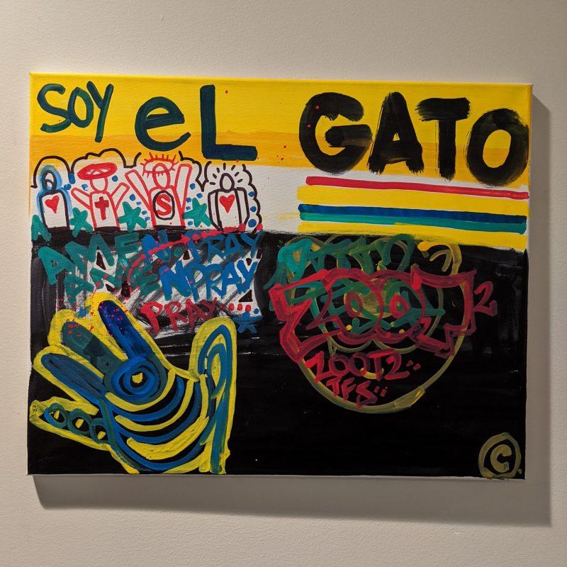 """""""Soy El Gato"""" By Rafael Marrero"""