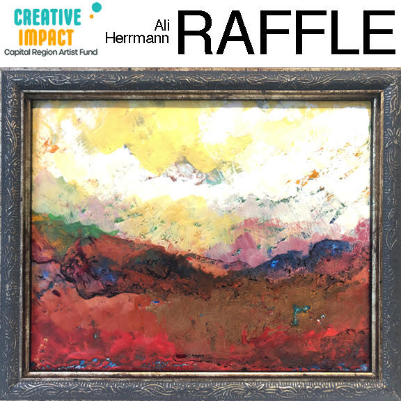 """Smoky Mountains"" By Ali Herrmann RAFFLE TICKETS"