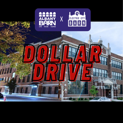 Help Us Raise 10k, 1 Dollar At A Time With Our Dollar Drive!