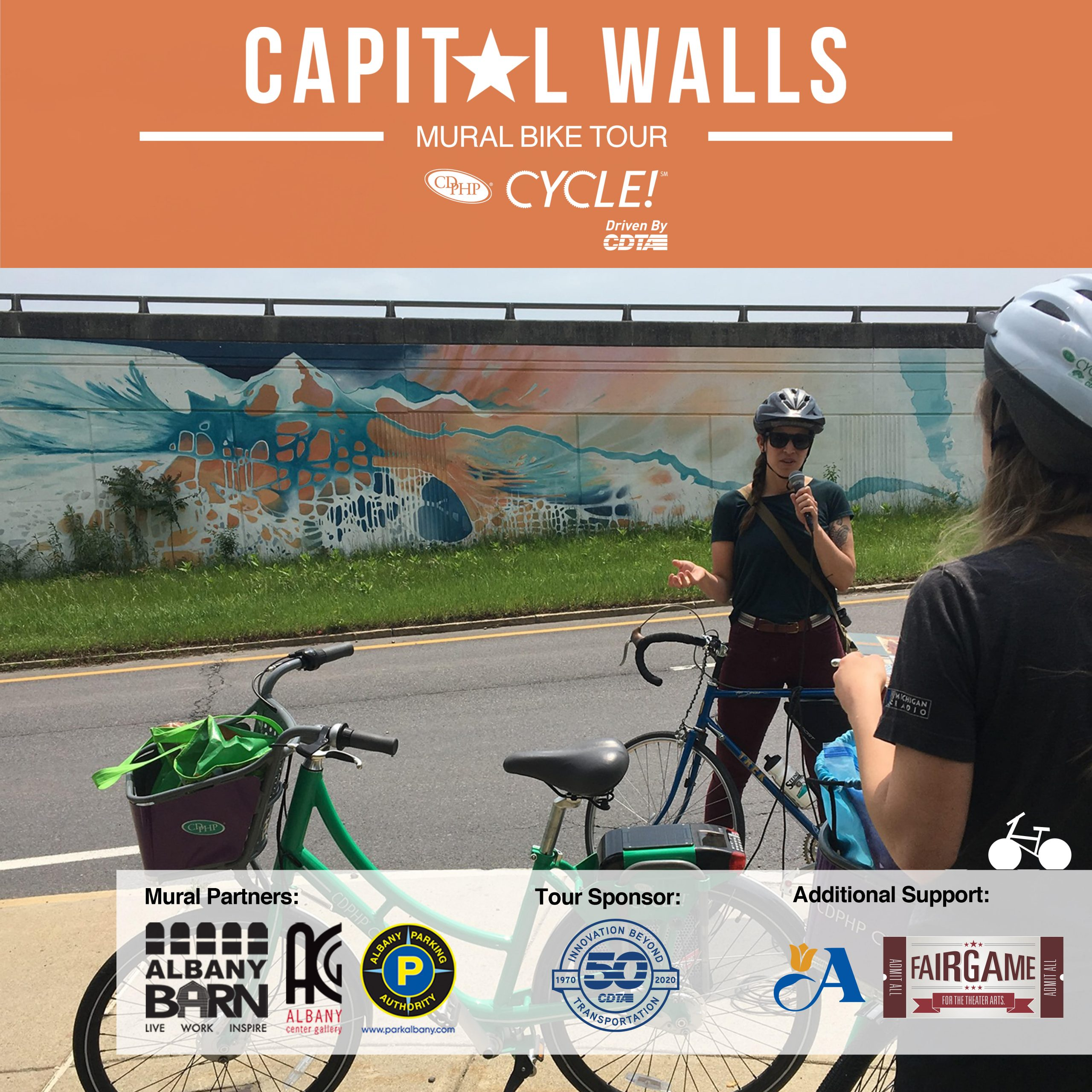The Capital Walls Mural Bike Tour Is Back!