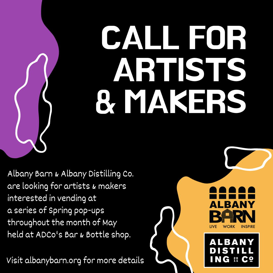 Call For Artists 1