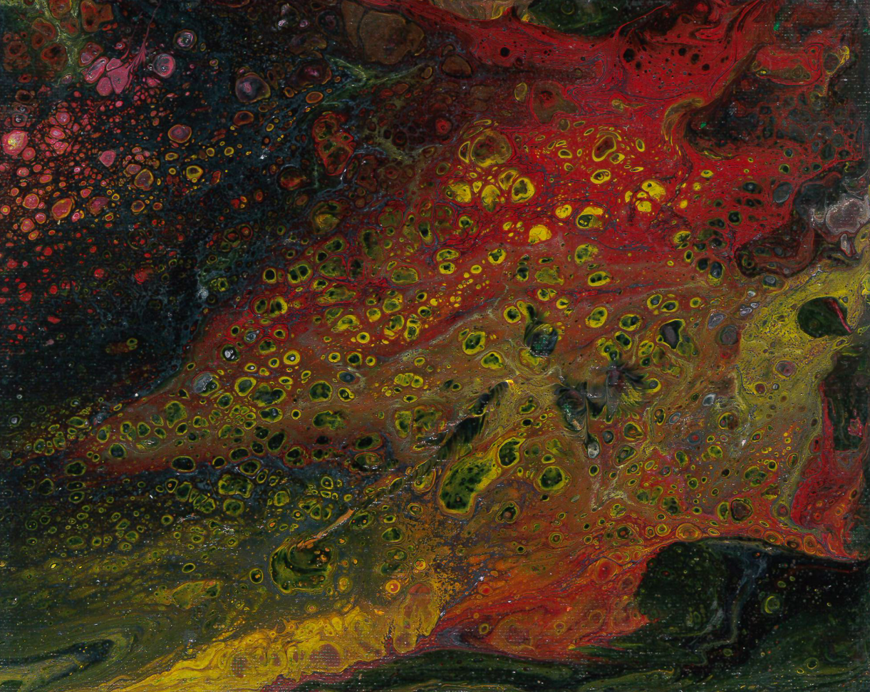 """Nebulous"" By John Hayward"