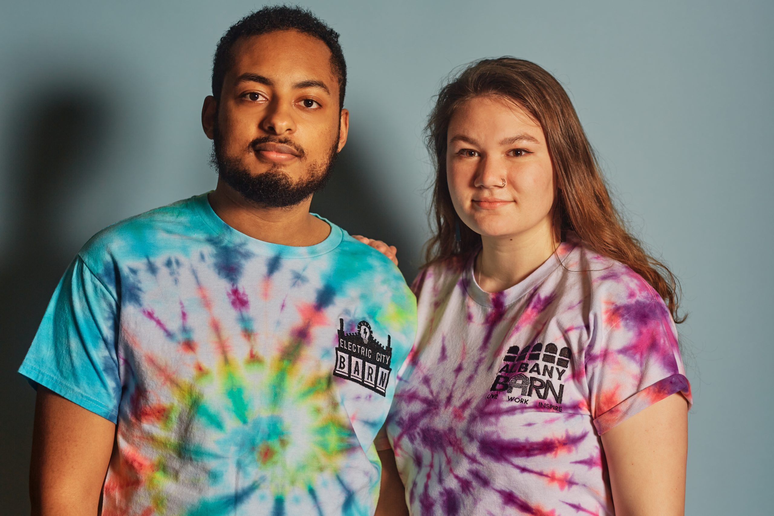 Spring 2021 Collection: Limited Edition Tie Dye Logo Tees