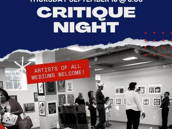 Critique Night